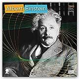 Albert Einstein 2016 - 18-Monatskalender: Original BrownTrout-Kalender [Mehrsprachig] [Kalender] (Wall-Kalender) - BrownTrout Publisher