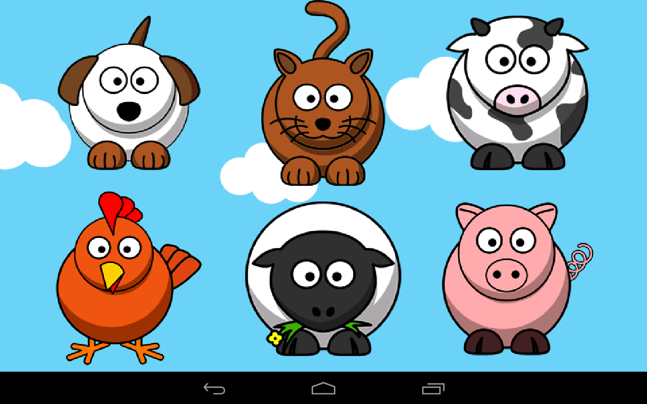 sounds animal baby tap amazon app play google tablet touch android
