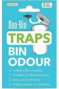 Deobin Geruchsabsorbierende Müllflicken Von Odegon Küche Haushalt