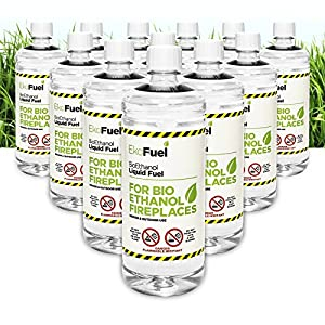 36L Premium BIOETHANOL Fuel for Fires. Free Next Business Day delivery to Mainland UK for Orders Placed Before 3pm. Bio Ethanol Liquid Fuel for bioethanol Fires. £2.44/Litre