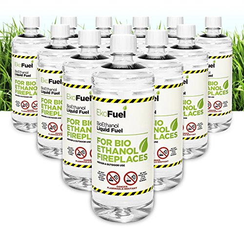 12L PREMIUM BIOETHANOL FUEL FOR FIRES, FREE Next Business Day, 2hr ETA Delivery to mainland UK for orders placed before 3pm. 7,300 EBAY reviews. Bio ethanol Liquid fuel for bioethanol fires. £2.67/Litre