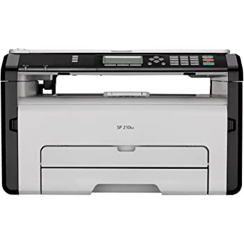Ricoh SP210SU Monochrome Multi-Function Laser Printer