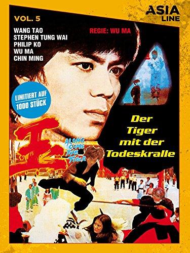 Der Tiger mit der Todeskralle