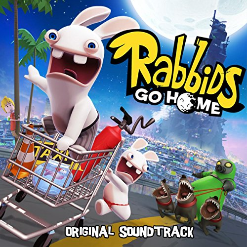 Raving Rabbids / Rabbids Go Home Soundtrack for sale  Delivered anywhere in UK
