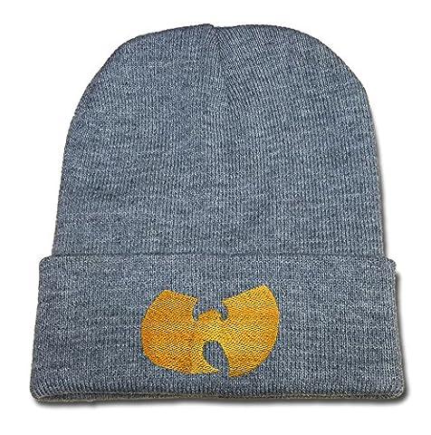SIANDA Wu-Tang Clan Logo Beanie Embroidery Knitted Hat Skull Cap