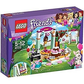 Lego Fête 41110 La Surprise Animaux Jeu De Des Friends Construction f6Yv7gIby
