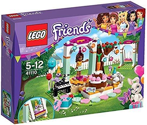LEGO Friends 41110 - Geburtstagsparty (Mädchen Lego Spiele)
