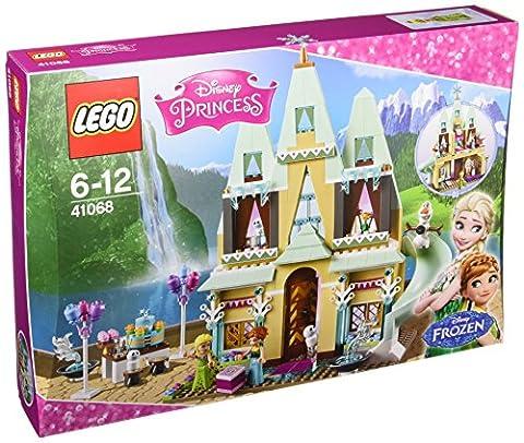 LEGO - 41068 - Disney Princess - Jeu de Construction - L'anniversaire d'Anna au Château