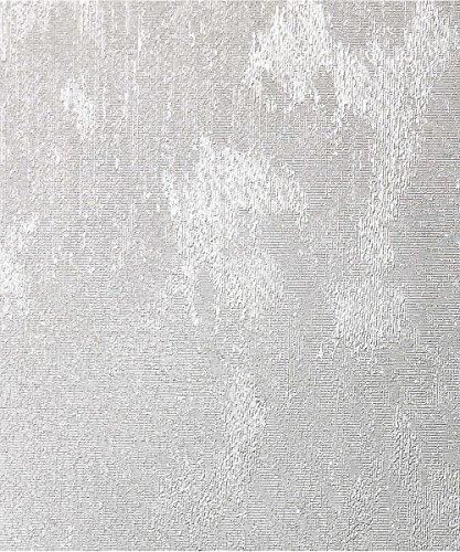 Muriva Amelia Metallic Strukturierte Tapeten Silber 701430 Muriva Ltd