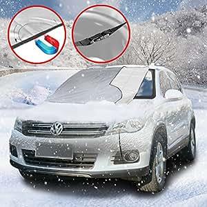 Autoscheiben Frostschutzfolie