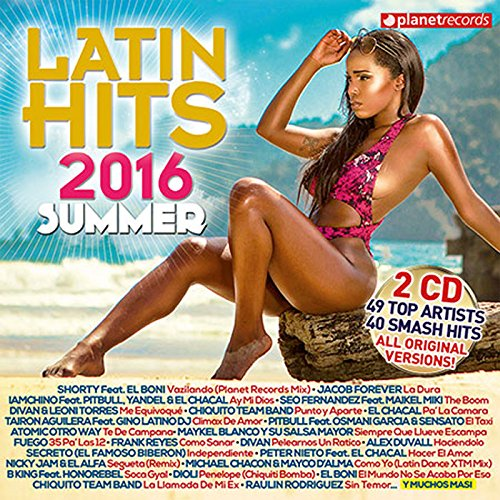 Latin Hits 2016 Summer