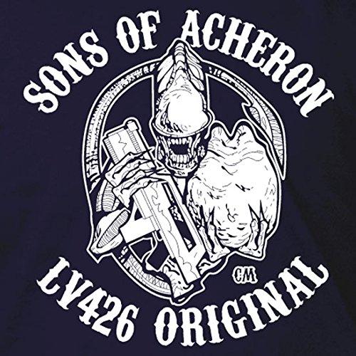 Sons of Acheron - Stofftasche / Beutel Oliv