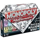 Hasbro - Monopoly Millionaire (versione in Inglese)
