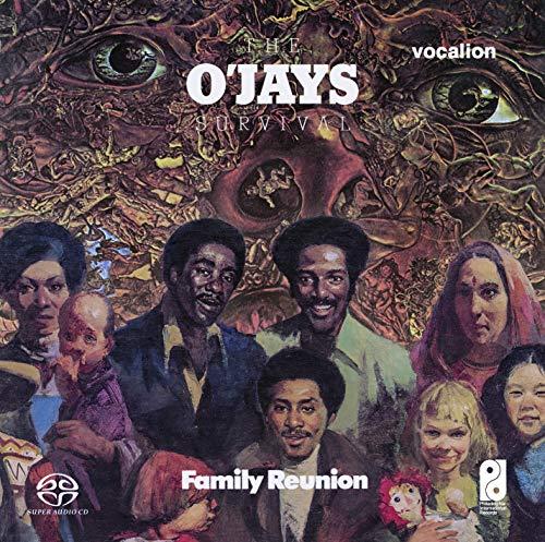 The O'Jays - Survival & Family Reunion [SACD Hybrid Multi-channel]