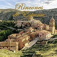Calendario Rincones de España con encanto 2019 par  Varios autores