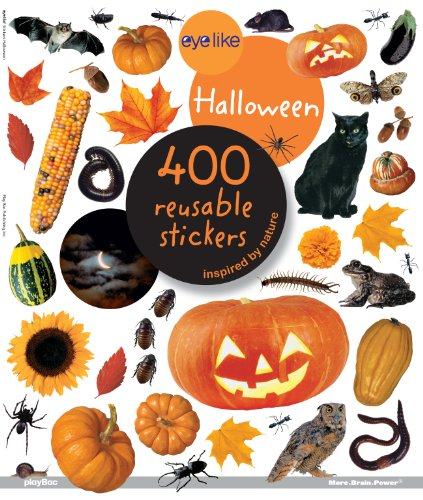 Eye Like Stickers: Halloween