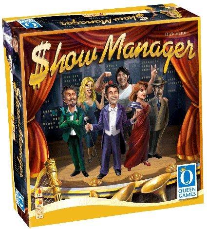 Queen Games - Show Manager deut./engl.