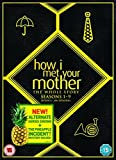How I Met Your Mother: Seasons 1-9 (5 Dvd) [Edizione: Regno Unito] [Italia]