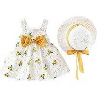 Vestito Neonata Senza Maniche Abito da Principessa Bambine Estive Carino Gonna Corta Neonati Moda Traspiranti Sciolto…
