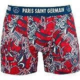 Paris Saint Germain Herren-Boxershorts, offizielle Kollektion S blau