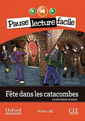 Fête dans les catacombes. Pack (Lecture + CD-Audio) (Mise En Scène) - 9782090314182