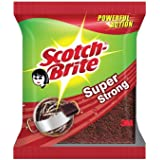 ScotchBrite Super Strong Heavy Duty Scrub Pad (packaging may vary)