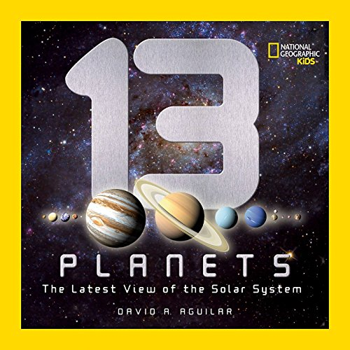 13 Planets: The Latest View of the Solar System (Science & Nature)