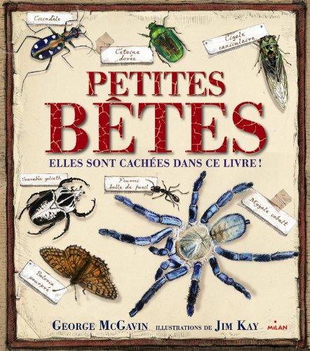 Les petites bêtes par Pierre Bertrand