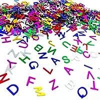 ABC Buchstaben Konfetti Schuleinführung Zuckertüte Einschulung Schulanfang