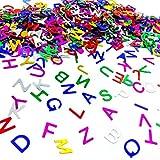 Oblique Unique ABC Buchstaben Konfetti Schuleinführung Zuckertüte Einschulung Schulanfang