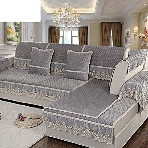 breve peluche divano cuscini/Moderno e semplici anti-scivolamento dei capelli per