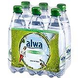 alwa Mineralwasser medium mit wenig Kohlensäure,...
