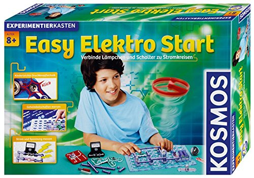 KOSMOS 620516 Easy Elektro Start (Elektronik Kinder)