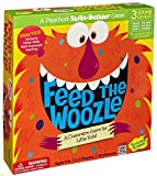 Peaceable Kingdom Feed the Woozle Award Winning Preschool Skills Builder Game