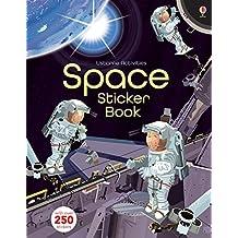 Space Sticker Book (Usborne Activity Books) by Fiona Watt (2015-07-01)