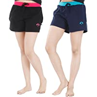 NITE FLITE Women's Hotpants(Pack of 2)