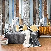 Papier peint intissé ! PURO! Hit ! Panneau décoratif ! Papier peint ! Photo sur le mur XXL ! 10m Bois f-C-0016-j-a
