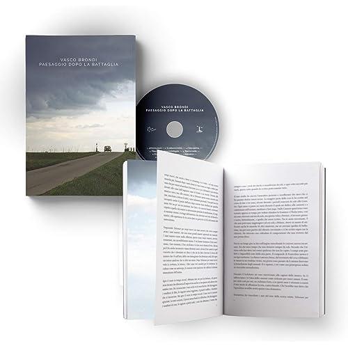 """Paesaggio dopo la battaglia (CD + libro """"Note a margine e macerie"""")"""