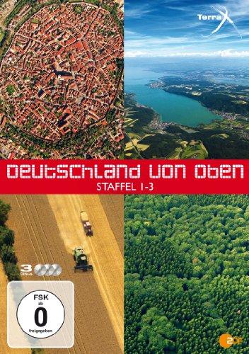 Bild von Deutschland von oben - Staffel 1-3 [3 DVDs]