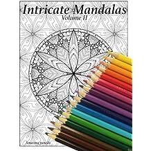 Intricate Mandalas, volume 2