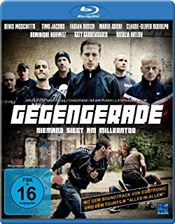 Gegengerade - Niemand siegt am Millerntor [Blu-ray]