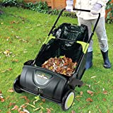 Lawn Sweepers Review and Comparison