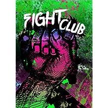 Póster 30 x 40 cm: Fight Club - Minimal alternative Film Fanart #2 de HDMI2K - impresión artística de alta calidad, nuevo póster artístico