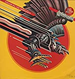SCREAMING FOR VENGEANCE LP UK CBS 1982 10 TRACK WITH LARGE POSTER AND INNER BUT NO STICKER ON SLEEVE (CBS85941)
