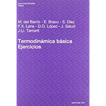 Termodinámica básica. Ejercicios (Aula Politècnica)