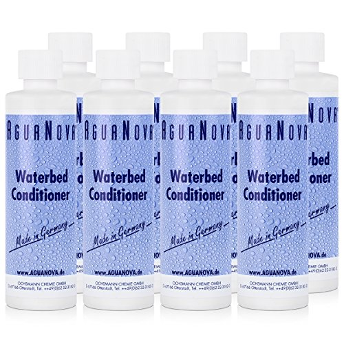 8x 250 ml Wasserbetten Conditioner Konditionierer Softside Hardside - Weichmacher Conditioner
