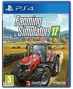 Farming Simulator 17 (PS4): Amazon.co.uk: PC & Video Games