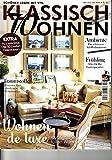 Klassisch Wohnen 3 2016 Wohnen de luxe Traumstoffe Zeitschrift Magazin Einzelheft Heft Schöner leben mit Stil