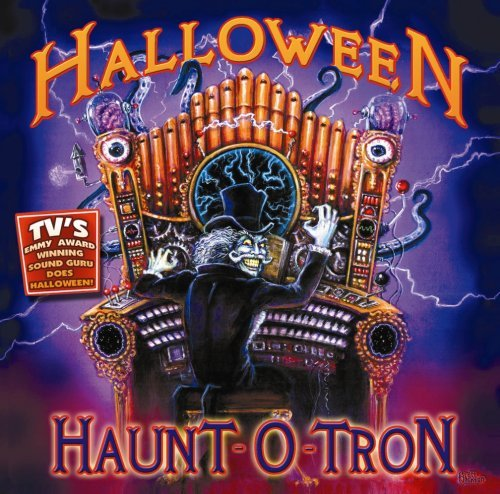 Halloween Haunt-O-Tron by Dr. Goodsounds (Tron Halloween)
