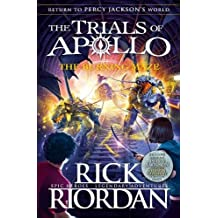 The Trials of Apollo, Tome 3 : The Burning Maze
